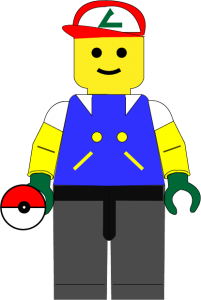 Legomand-nova Pokemon