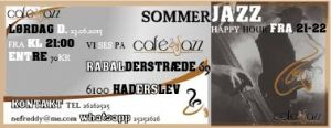 Annonce sommer jazz