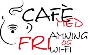 Logo café og free